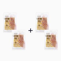 B2t2 kocostar lemon hand moisture pack