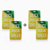 B2t2 kocostar lemon slice face mask sheet
