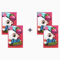 B2t2 blingpop peach firming   brightening face mask