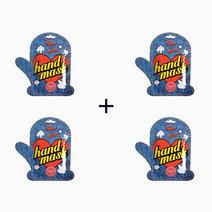 B2t2 blingpop shea butter healing hand mask