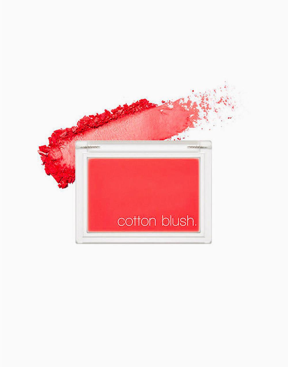 Cotton Blush by Missha | Red Flat