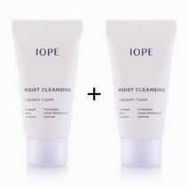 B1t1 iope moist cleansing creamy foam %2815ml%29