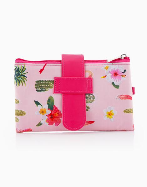 Dual Pouch by Izzo Shop | Flamingo