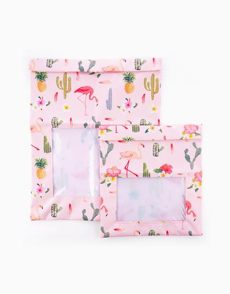 Multipurpose Bag Set by Izzo Shop | Flamingo