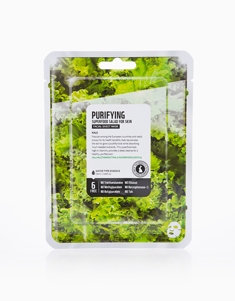 Superfood Kale Purifying Mask by Farmskin