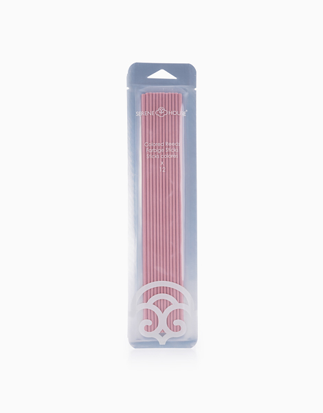 Colored Reeds Refill by Serene House | Peachy Pink