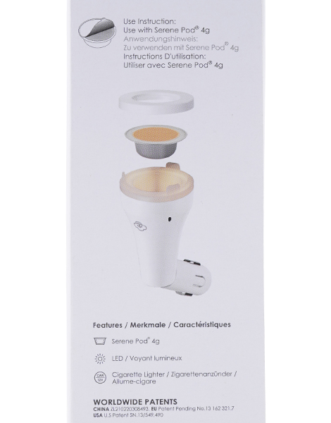 Piper Gift Set Car Scent Diffuser by Serene House |