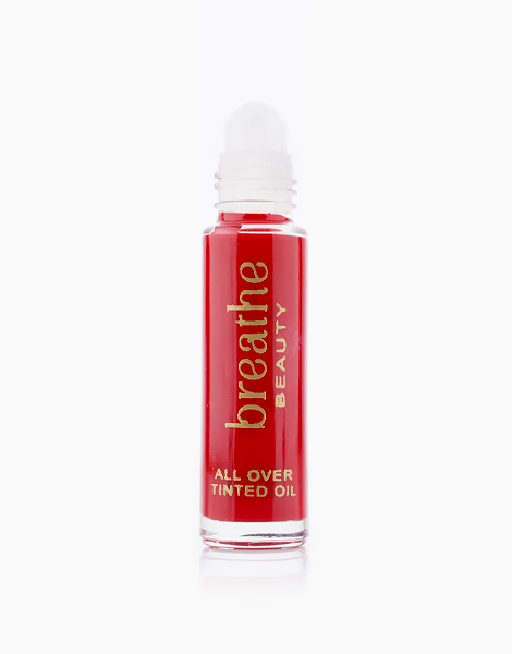 All Over Tinted Oils by Breathe Beauty | Ms. Red