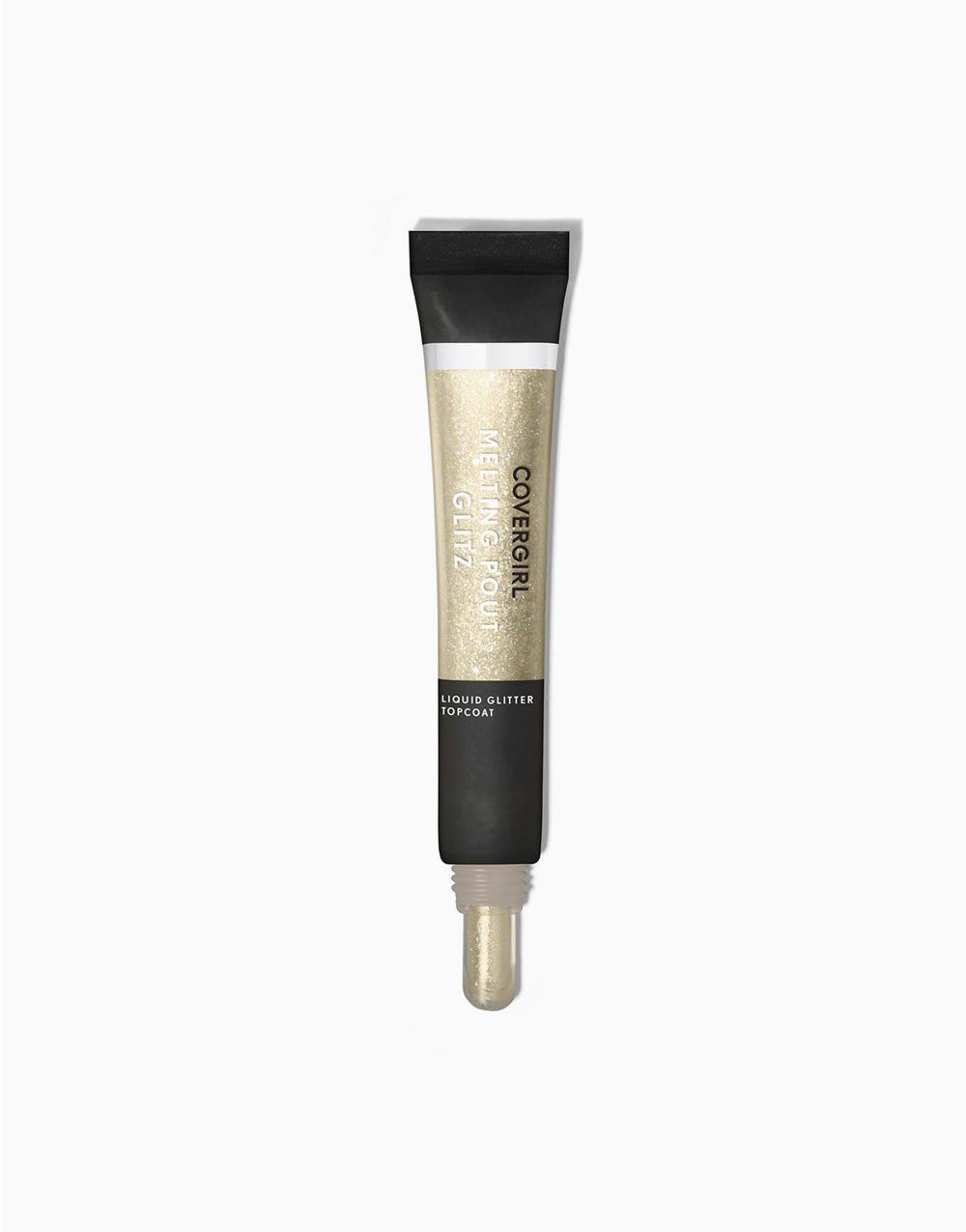 Melting Pout Glitz Liquid Lipstick by CoverGirl   Golden Girl