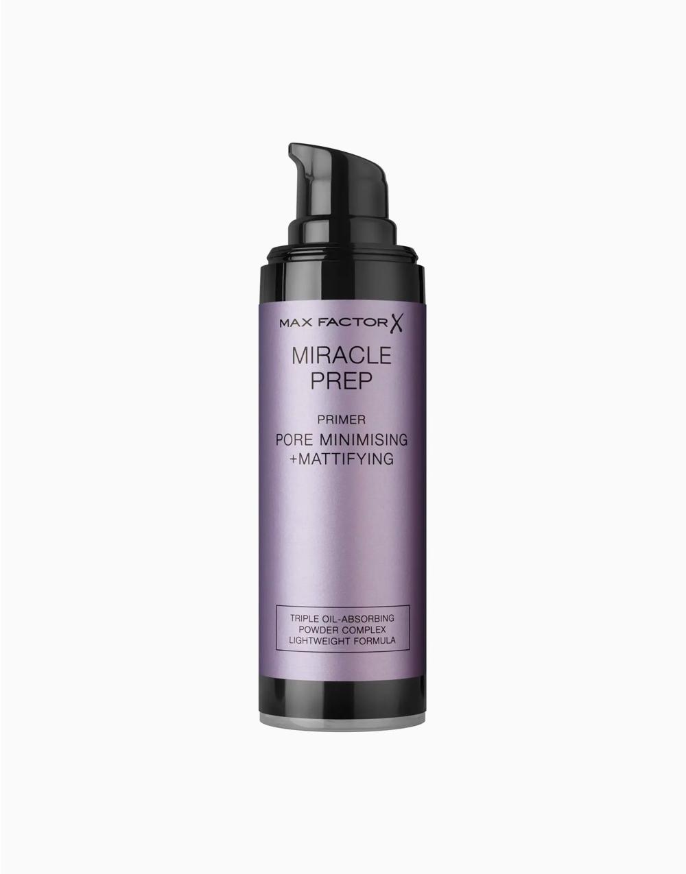 Miracle Prep Pore Minimising & Mattifying Primer by Max Factor