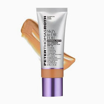 Ptr skin to die for mineral matte cc cream spf 30   medium
