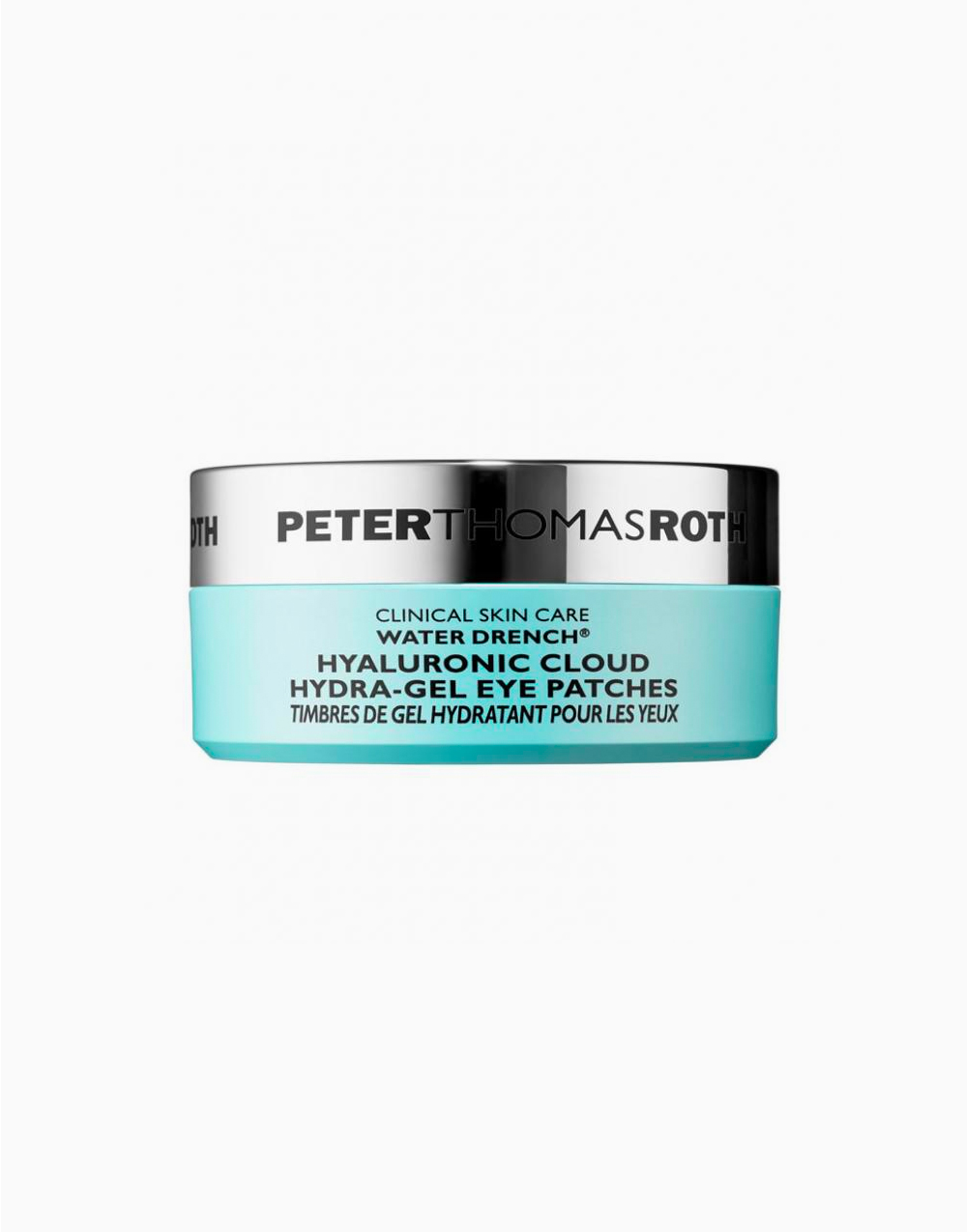 Water Drench Hyaluronic Cloud Hydra-Gel Eye Patches by Peter Thomas Roth