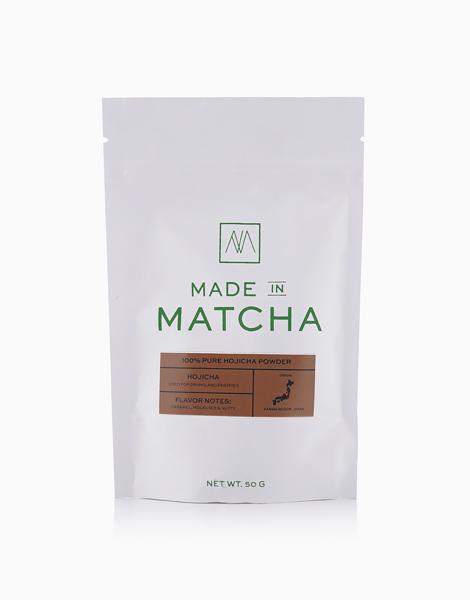 Hojicha Powder by Made in Matcha