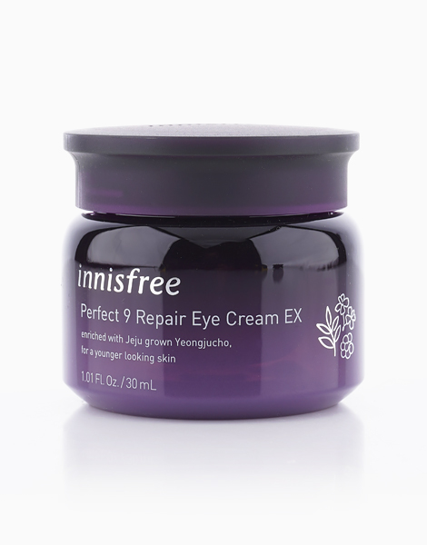 Perfect 9 Repair Eye Cream EX (30ml) by Innisfree
