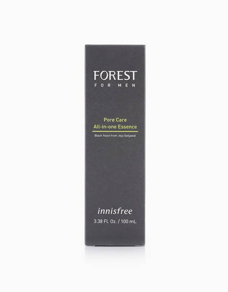 Forest For Men Pore Care All-in-one Essence (100ml) by Innisfree