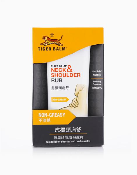 Neck & Shoulder Rub (50g) by Tiger Balm