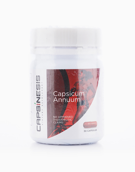 Capsinesis Food Supplement (30 Capsules) by Capsinesis