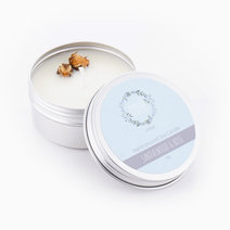 Rose + Sandalwood Soy Candle (70g) by POLŪ