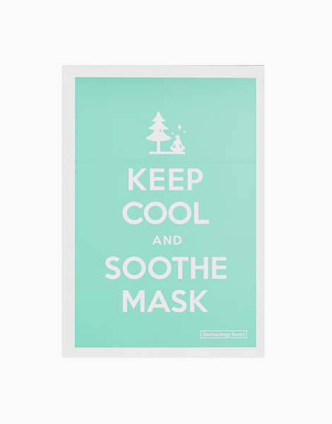 Soothe Intensive Calming Sheet Mask by KEEP COOL