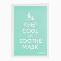 Keep cool soothe intensive calming sheet mask box