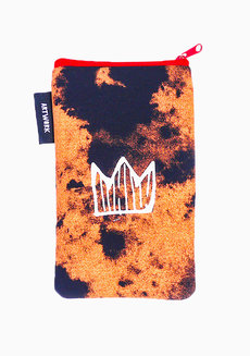 The Crown Vertical Pouch by Artwork
