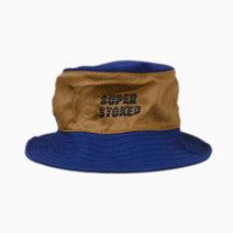 Stoked Denim Bucket Hat by Artwork