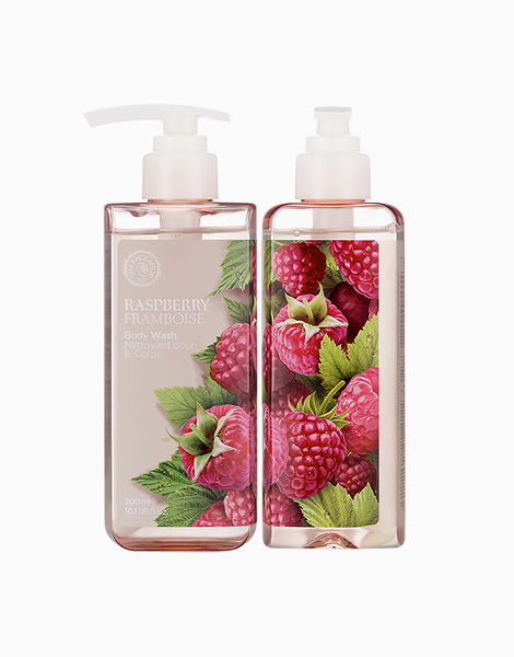 Raspberry Body Wash by The Face Shop