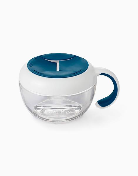 Flippy Snack Cup by Oxotot   Navy Blue