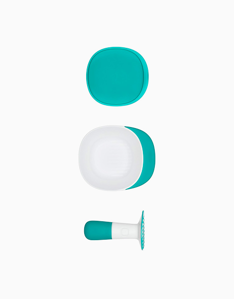 Food Masher by Oxotot | Teal
