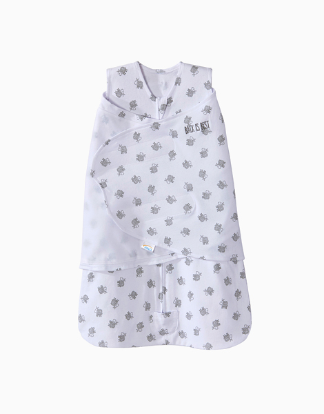 SleepSack Swaddle in Lamb Scribble by Halo | Small