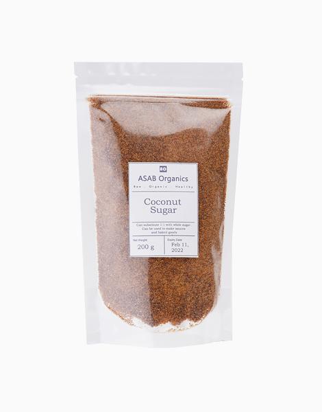 Coconut Sugar (200g) by ASAB Organics