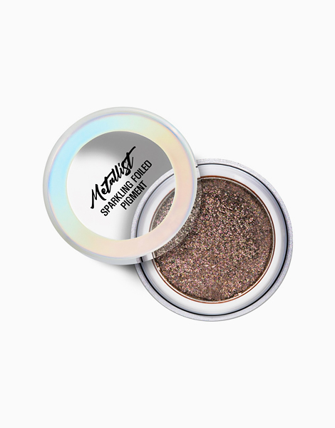 Metallist Sparkling Foil Pigment by Touch in Sol | #7 Aurora Taupe