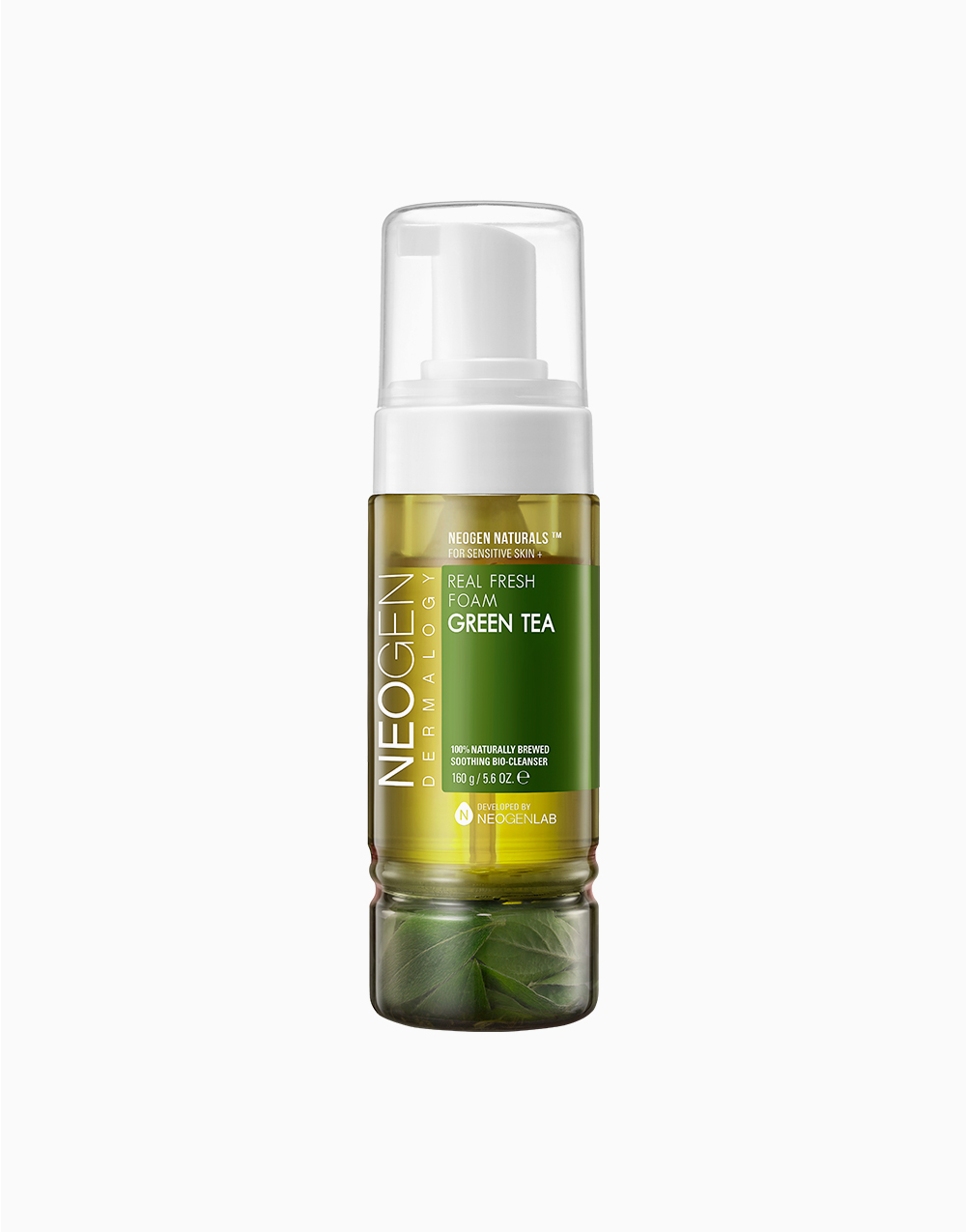 Green Tea Real Fresh Foam Cleanser by Neogen