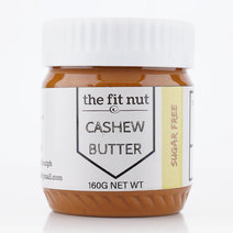 Sugar Free Cashew Butter (160g) by The Fit Nut PH