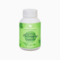 Pure & Young Malunggay Capsule (60 Capsules) by Buds & Blooms