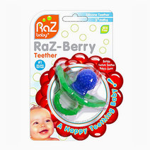 Raz berry blue teether 02
