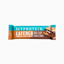 My protein layered bar %28chocolate sundae%29