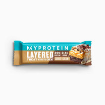 Cookies & Cream 6-Layer Protein Bar (60g) by MYPROTEIN