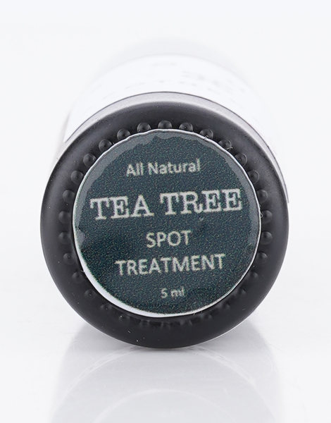 All Natural Tea Tree Spot Treatment (5ml) by Soul Apothecary
