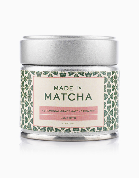 Ceremonial Grade Matcha Powder by Made in Matcha