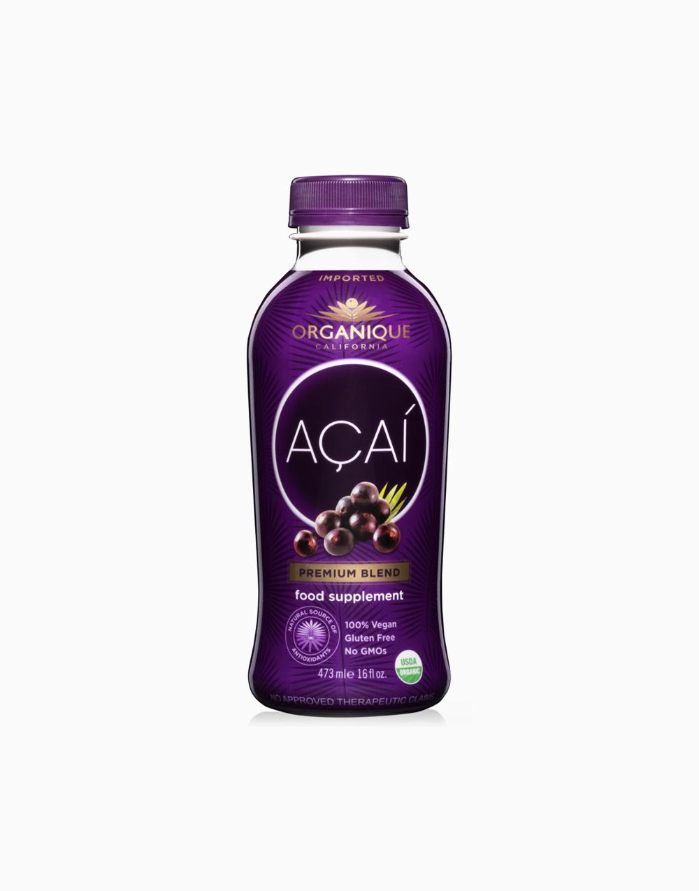 Organique Açaí Premium Blend (473mL) by Organique Açaí