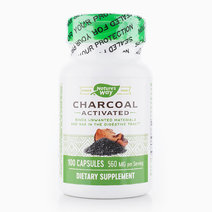 Activated Charcoal (100 Capsules) by Nature's Way