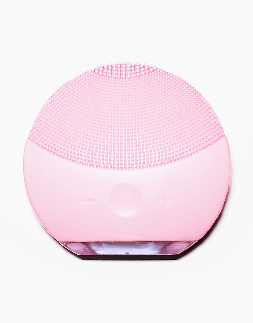 Electronic Facial Cleansing Brush (Rechargeable) by Aphro | Blush Pink