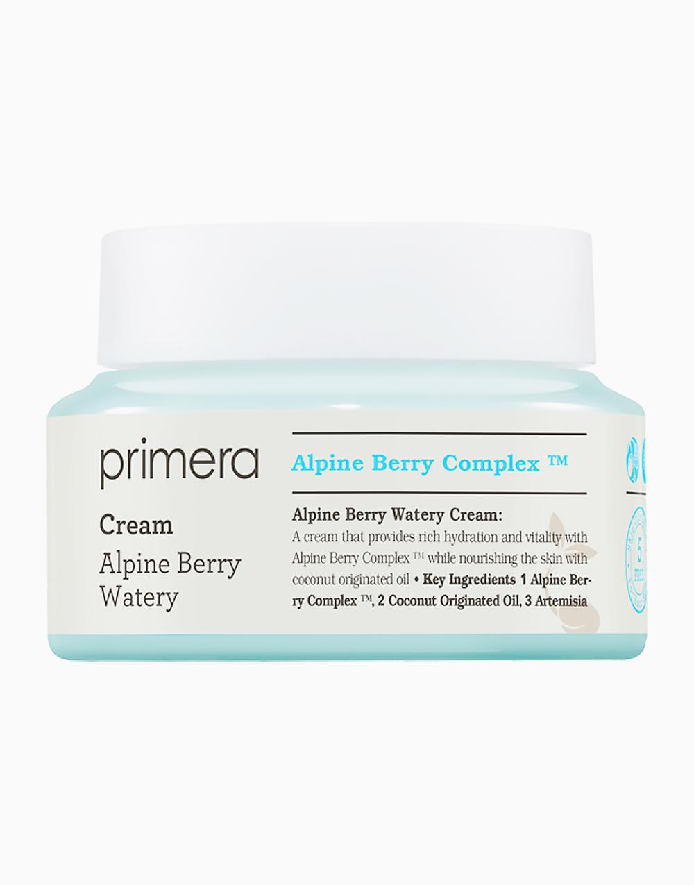 Alpine Berry Watery Cream by Primera