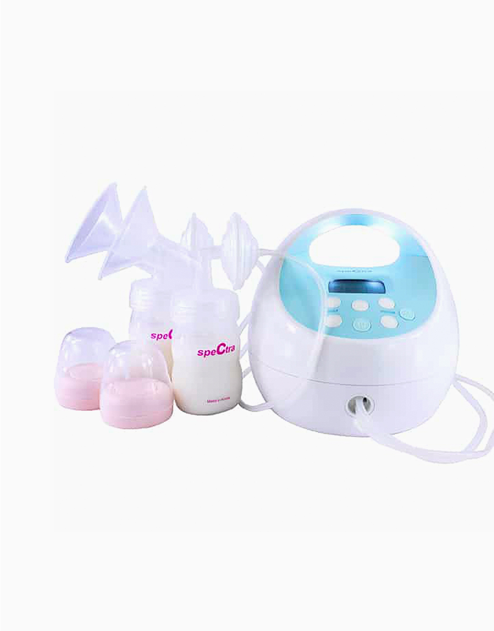 S1 Hospital Grade Double Electric Breast Pump - Rechargeable by Spectra |
