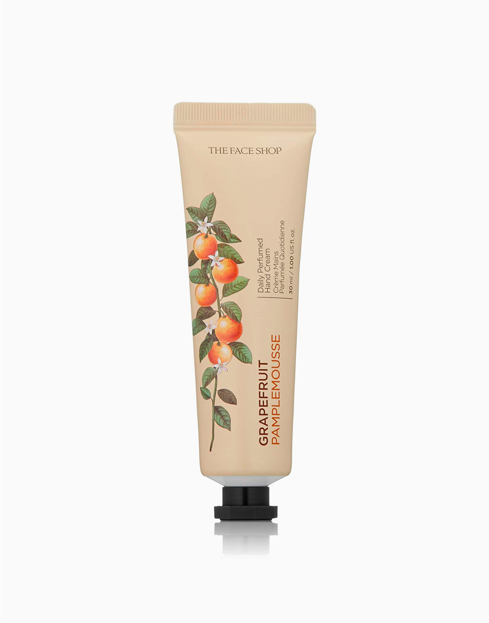 Daily Perfumed Hand Cream 02 Grapefruit by The Face Shop