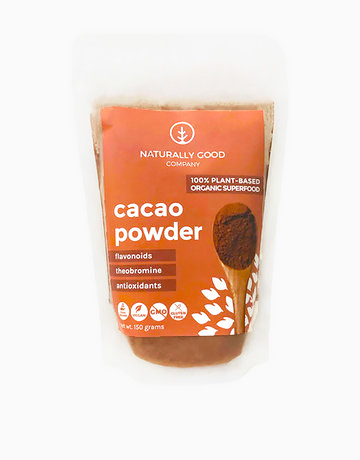 Organic Cacao Powder (150g) by Naturally Good Company