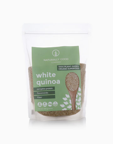 Organic White Quinoa (500g) by Naturally Good Company