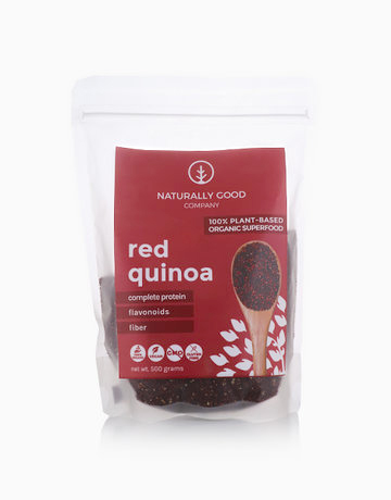 Organic Red Quinoa (500g) by Naturally Good Company