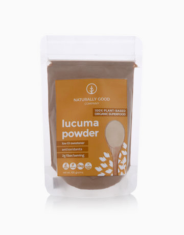 Organic Lucuma Powder (100g) by Naturally Good Company